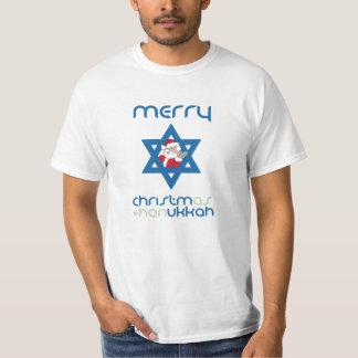 Santa Chrismukkah T-Shirt