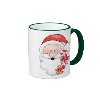 Santa Christmas Cup Mug