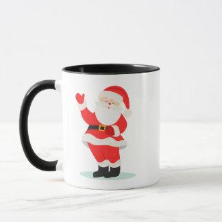 Santa Christmas Mug