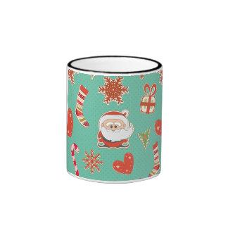 Santa Christmas Coffee Mugs