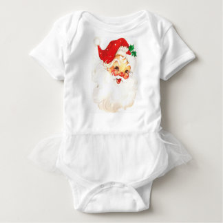 Santa-Claus #2 Baby Bodysuit