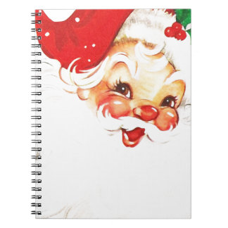 Santa-Claus #2 Notebook