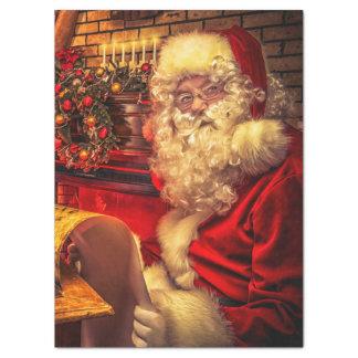 Santa Claus 4 Tissue Paper