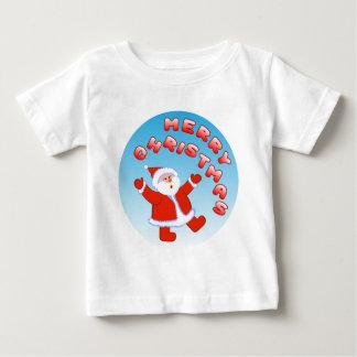 Santa Claus 5 Baby T-Shirt