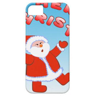 Santa Claus 5 iPhone 5 Cases