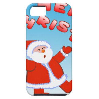 Santa Claus 5 iPhone 5 Covers