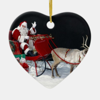 Santa-Claus-Angie-.jpg Ceramic Ornament