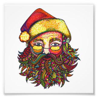 Santa Claus Art Photo