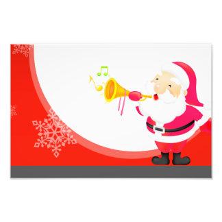 Santa Claus cartoon Art Photo
