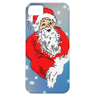 Santa claus case for the iPhone 5