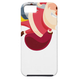 santa claus christmas case for the iPhone 5