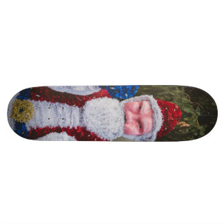 Santa Claus Christmas decoration Skateboard Decks