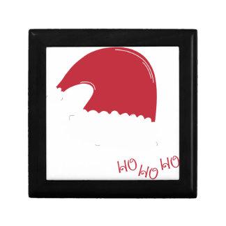 santa-claus christmas holidays joy gift box