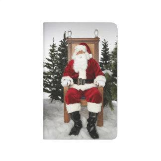 Santa Claus Christmas Holidays Xmas Journal