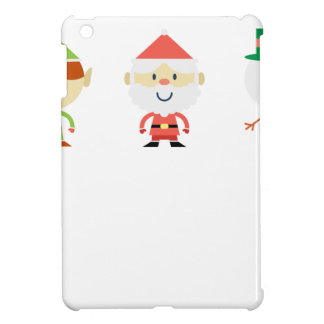 Santa Claus Christmas iPad Mini Cases