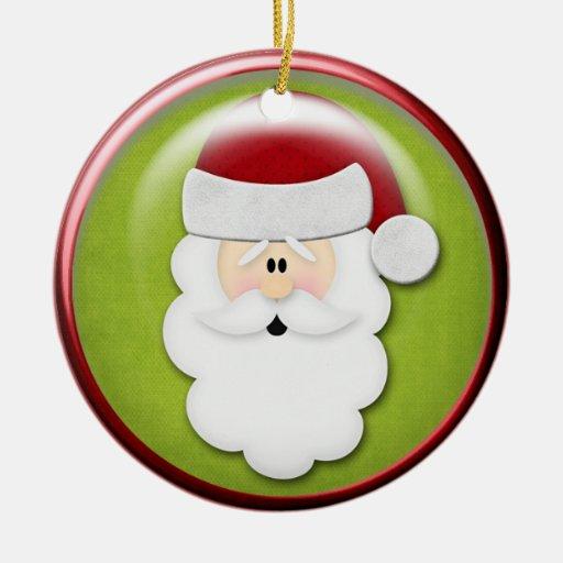 Santa Claus- Christmas Ornament