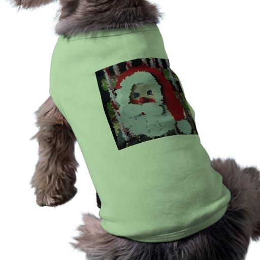 Santa Claus Christmas Pet Clothing