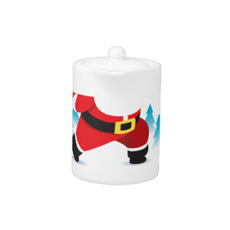 santa claus christmas reindeer snow man