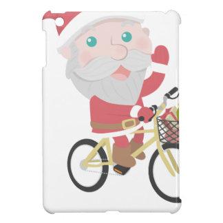 santa claus christmas reindeer snow man cover for the iPad mini