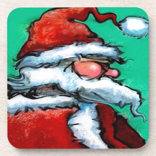 Santa Claus Coaster