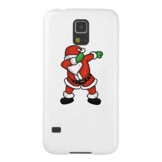 Santa Claus dab dance christmas T-shirt Galaxy S5 Case