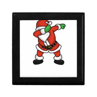 Santa Claus dab dance christmas T-shirt Gift Box