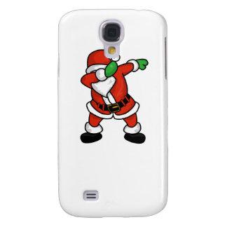 Santa Claus dab dance christmas T-shirt Samsung Galaxy S4 Case