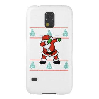 Santa Claus dab dance ugly christmas T-shirt Galaxy S5 Case