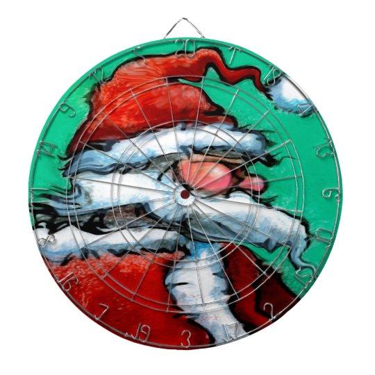 Santa Claus Dartboard