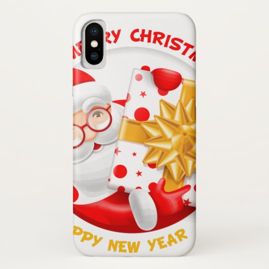 Santa Claus happy new year Samsung Galaxy Nexus Cases