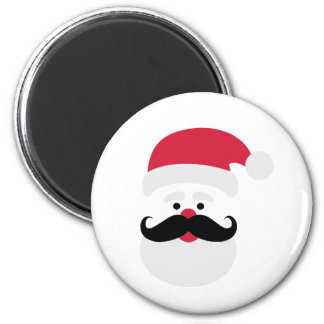 Santa Claus head Magnet