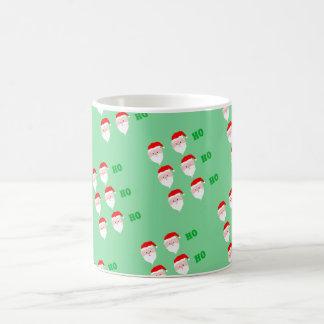 Santa Claus Ho Ho Ho Coffee Mug