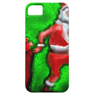 Santa Claus iPhone 5 Case