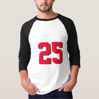 Santa Claus Jersey T-Shirt