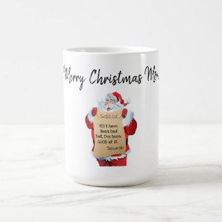Santa Claus Magic Mug
