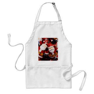 Santa Claus Novelty Gifts for Santa Collectors Apron