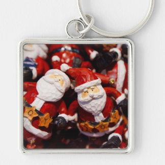 Santa Claus Novelty Gifts for Santa Collectors Key Chains