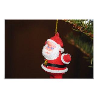 Santa Claus ornament Photograph
