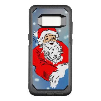 Santa claus OtterBox commuter samsung galaxy s8 case