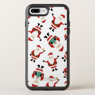 Santa Claus OtterBox Symmetry iPhone 8 Plus/7 Plus Case