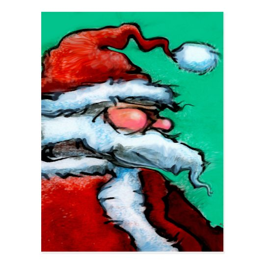 Santa Claus Postcard