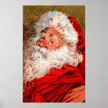Santa Claus Posters