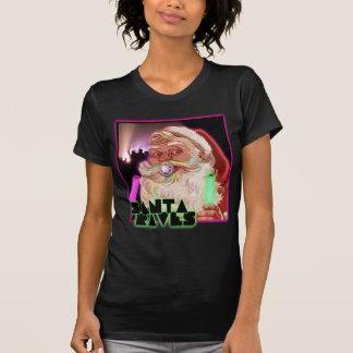 Santa Claus Rave shirt