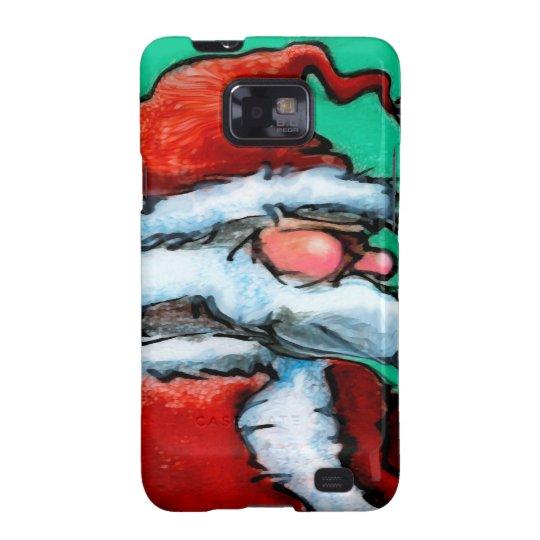 Santa Claus Samsung Galaxy S2 Case