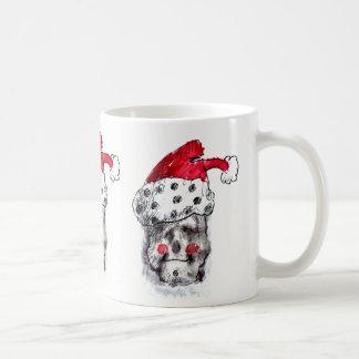 Santa Claus Skull Mug