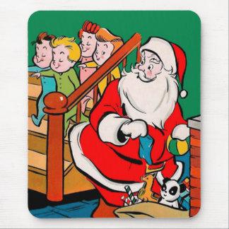 Santa Claus - Sleepwalkers Mouse Pad