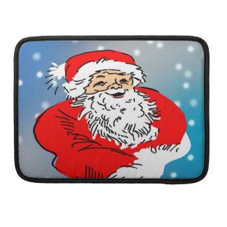 Santa claus sleeve for MacBooks