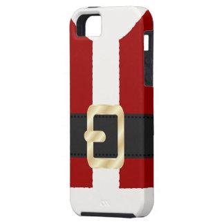 Santa Claus Suit Tough iPhone 5 Case