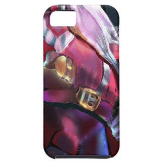 Santa Claus Tough iPhone 5 Case