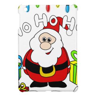 Santa Claus - transparent iPad Mini Case